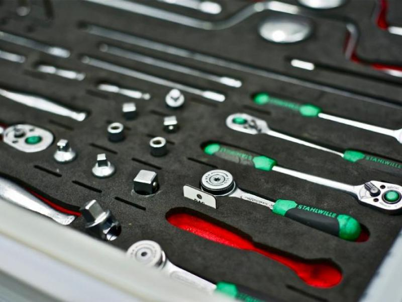 Tool Control System